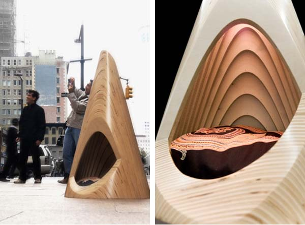 Conical Pup Tent