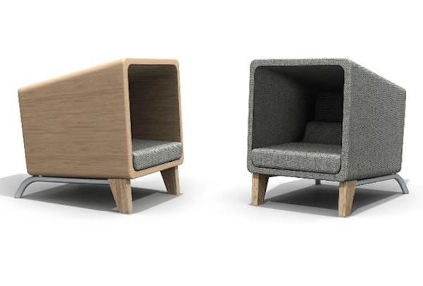 Chimere pet furniture design by Marc Ange of Bloom Room