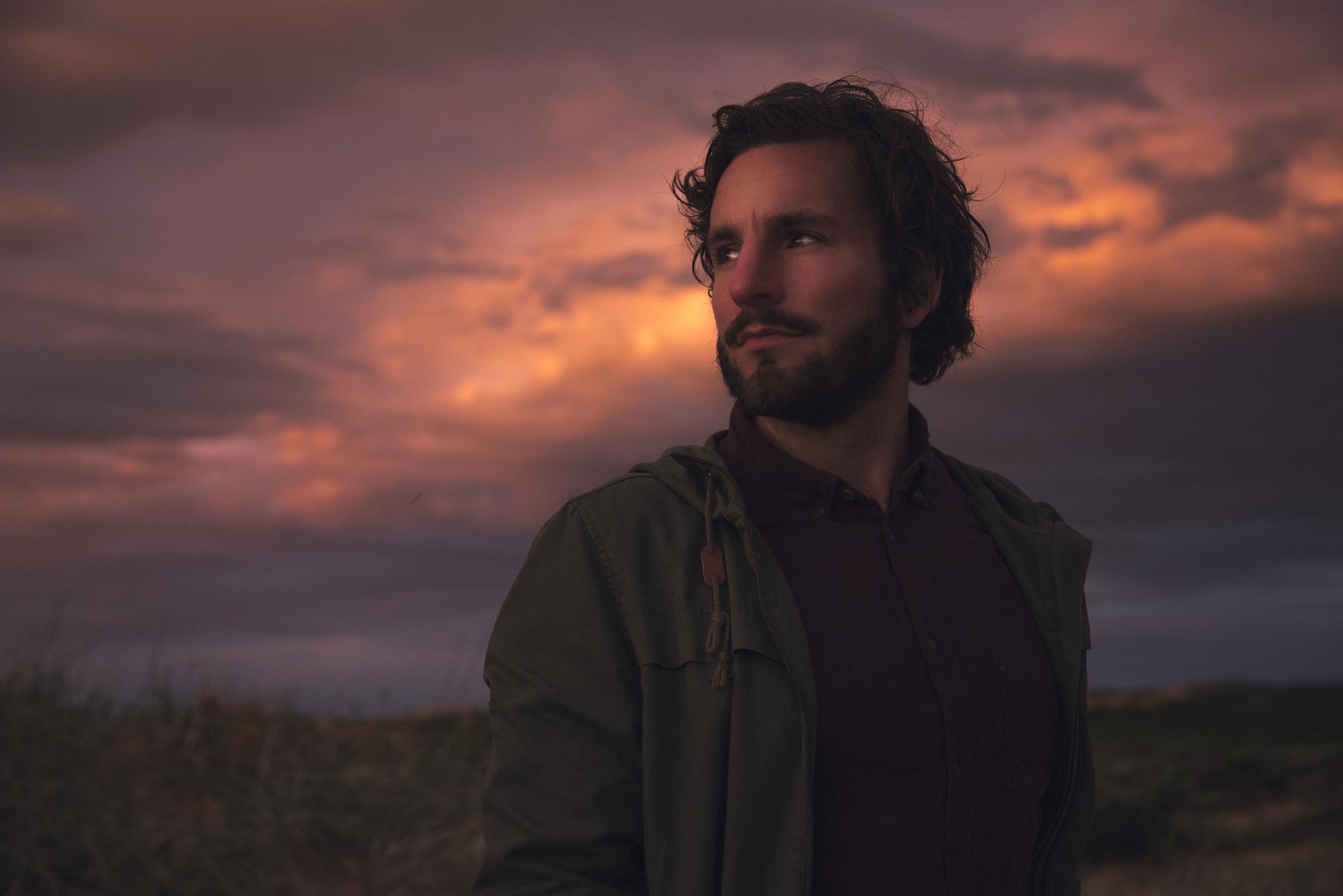 Commercial portrait - Glenn Karlsson