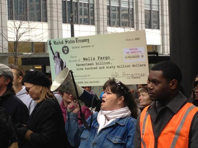 Wells Fargo Rally