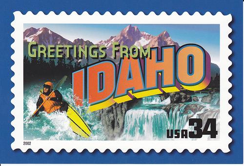 Welcome to Idaho, Chicken Little!