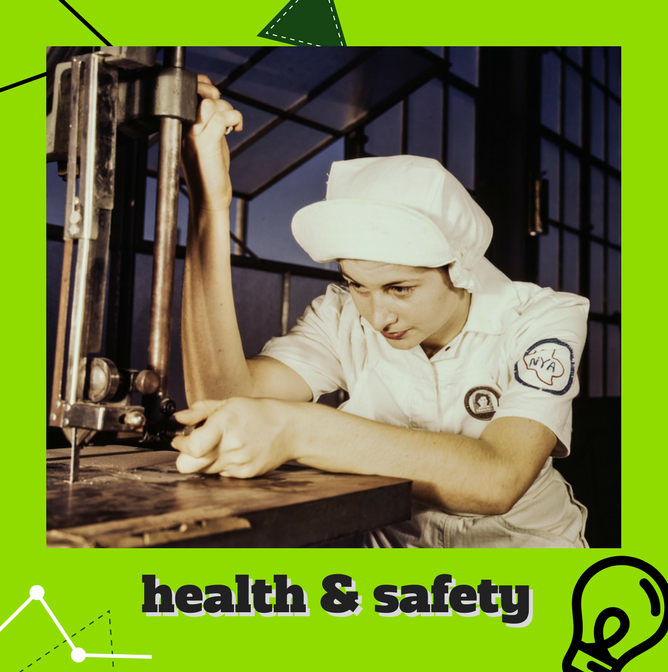 Health and Safety     When it comes to worker safety, all industries - and all states - are not created equal .