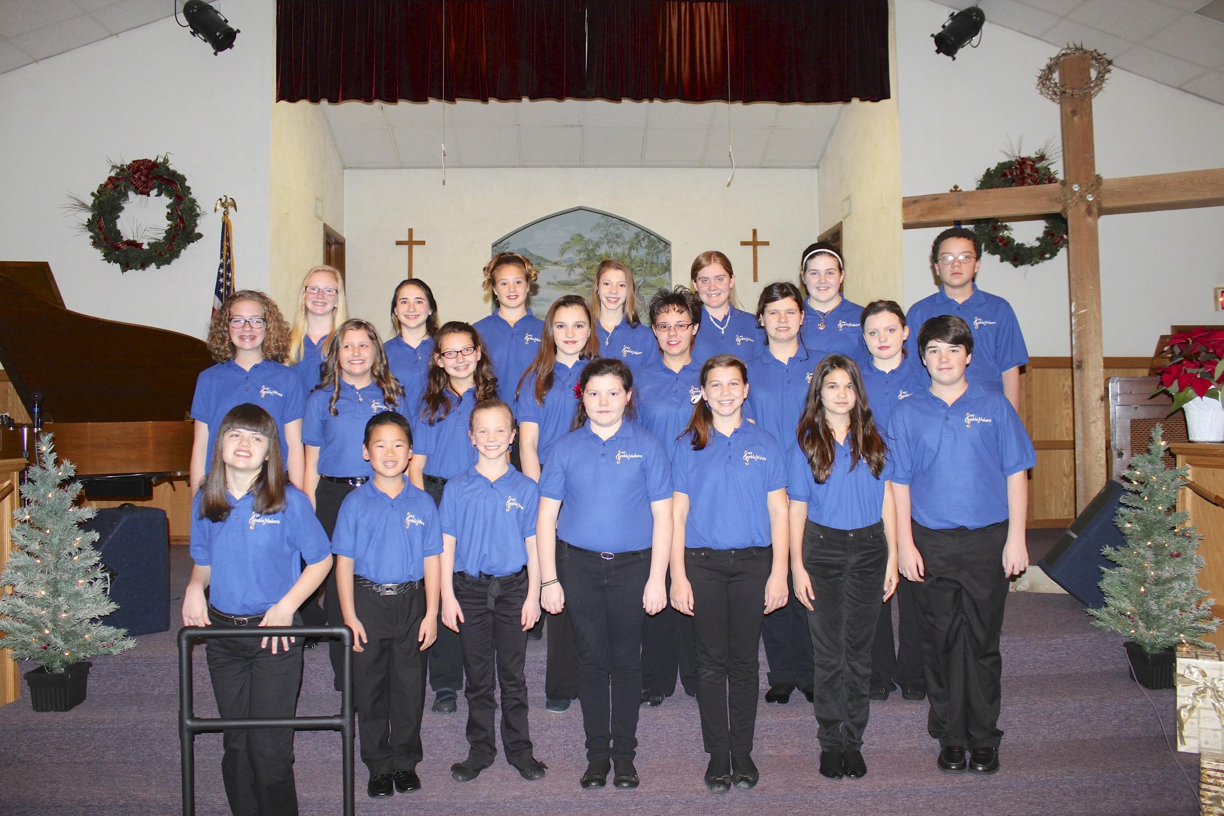 First Baptist Church, 12/15/13