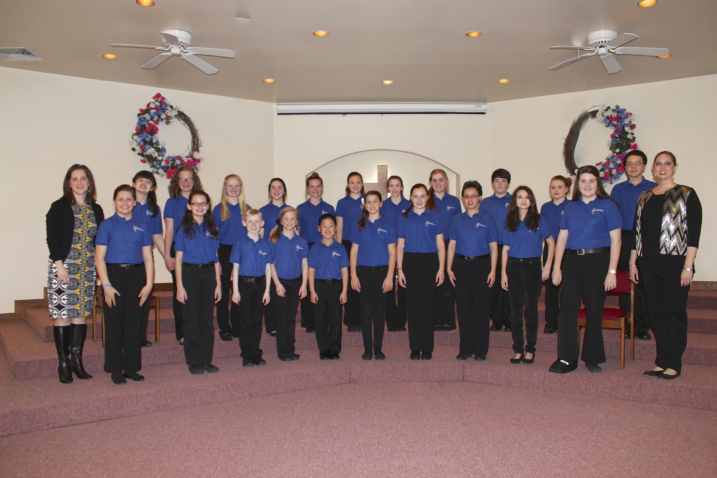 Winfield Baptist, 5/30/14