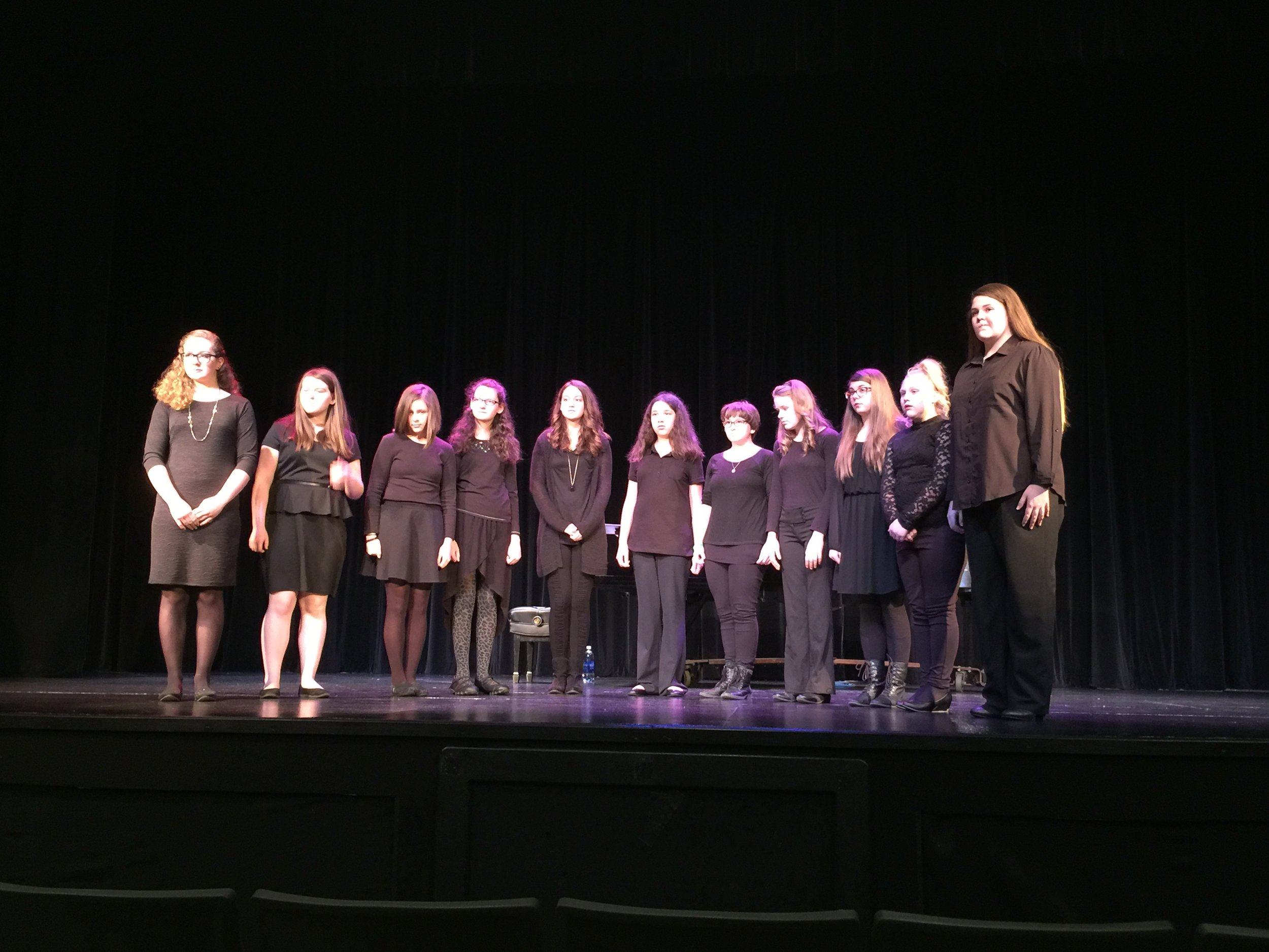Solo and Ensemble Festival Competition