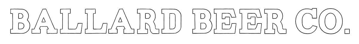 Hand drawn logo text
