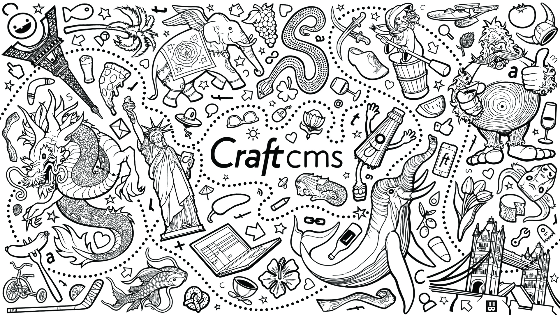 Craft 3 Installer Illustration