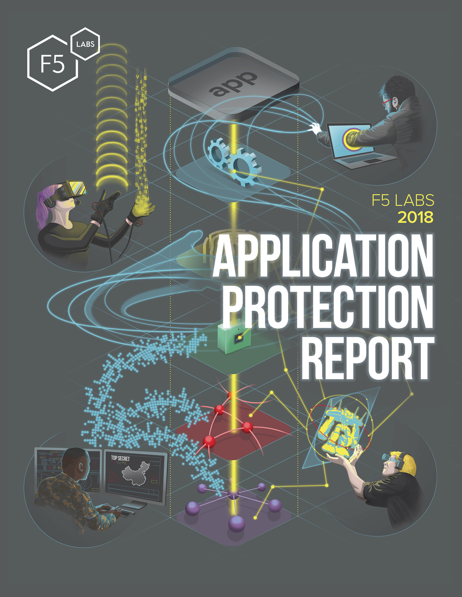 Application Protection Report Cover Art