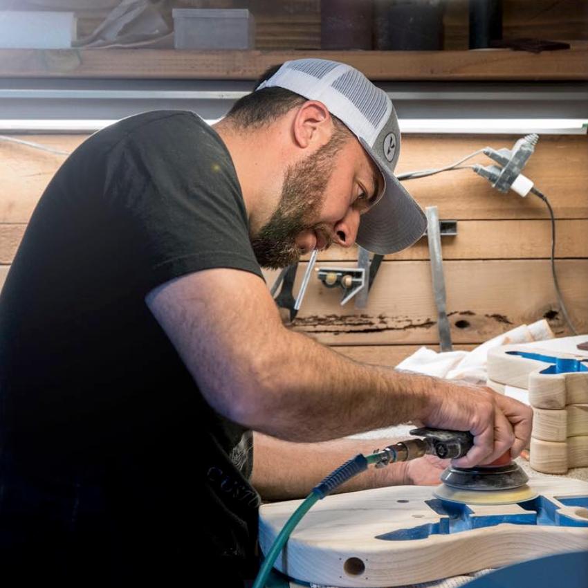 Meet The Builders - Custom Shop Team