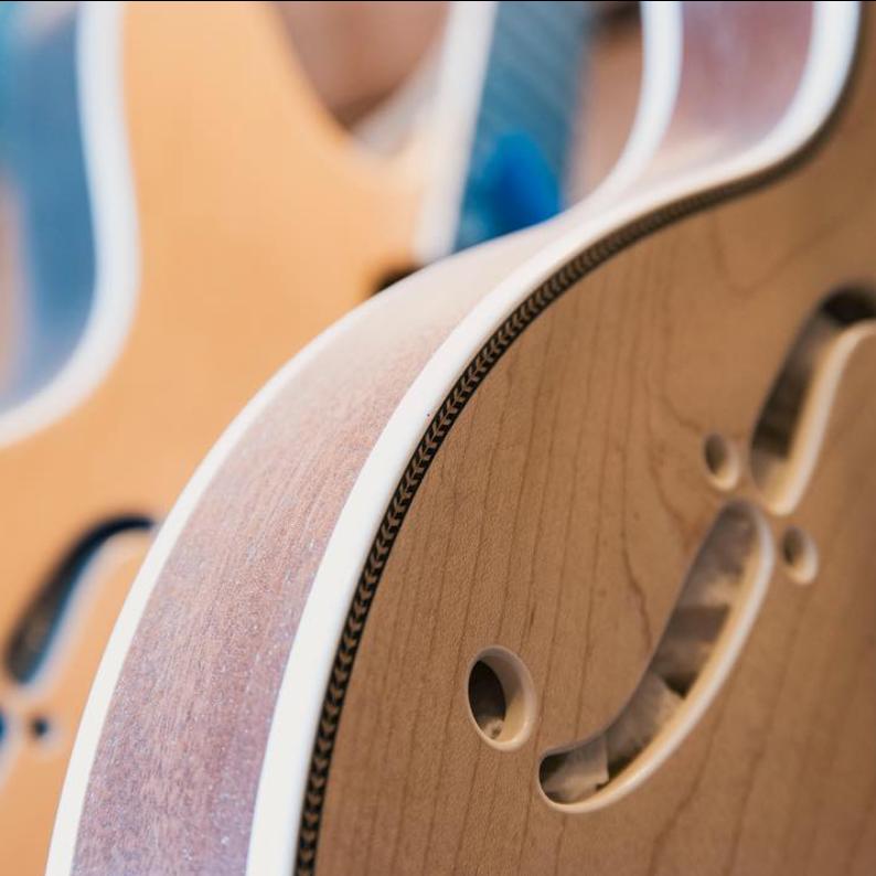 Start Building - Your Dream Guitar