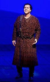 Robert Dean Smith as Tristan. Photo:  Marty Sohl