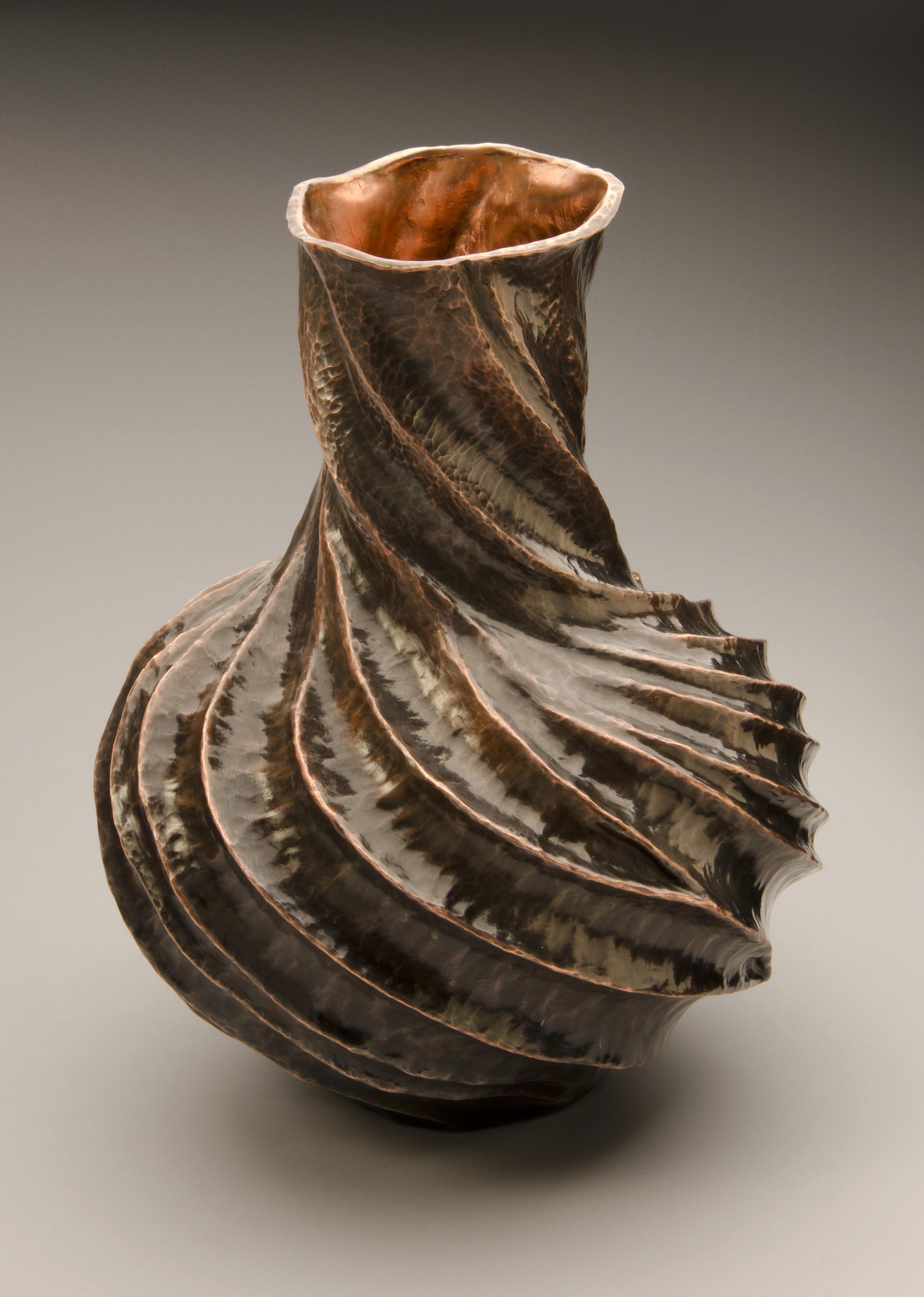 """Copper Vessel, """"Dervish"""""""