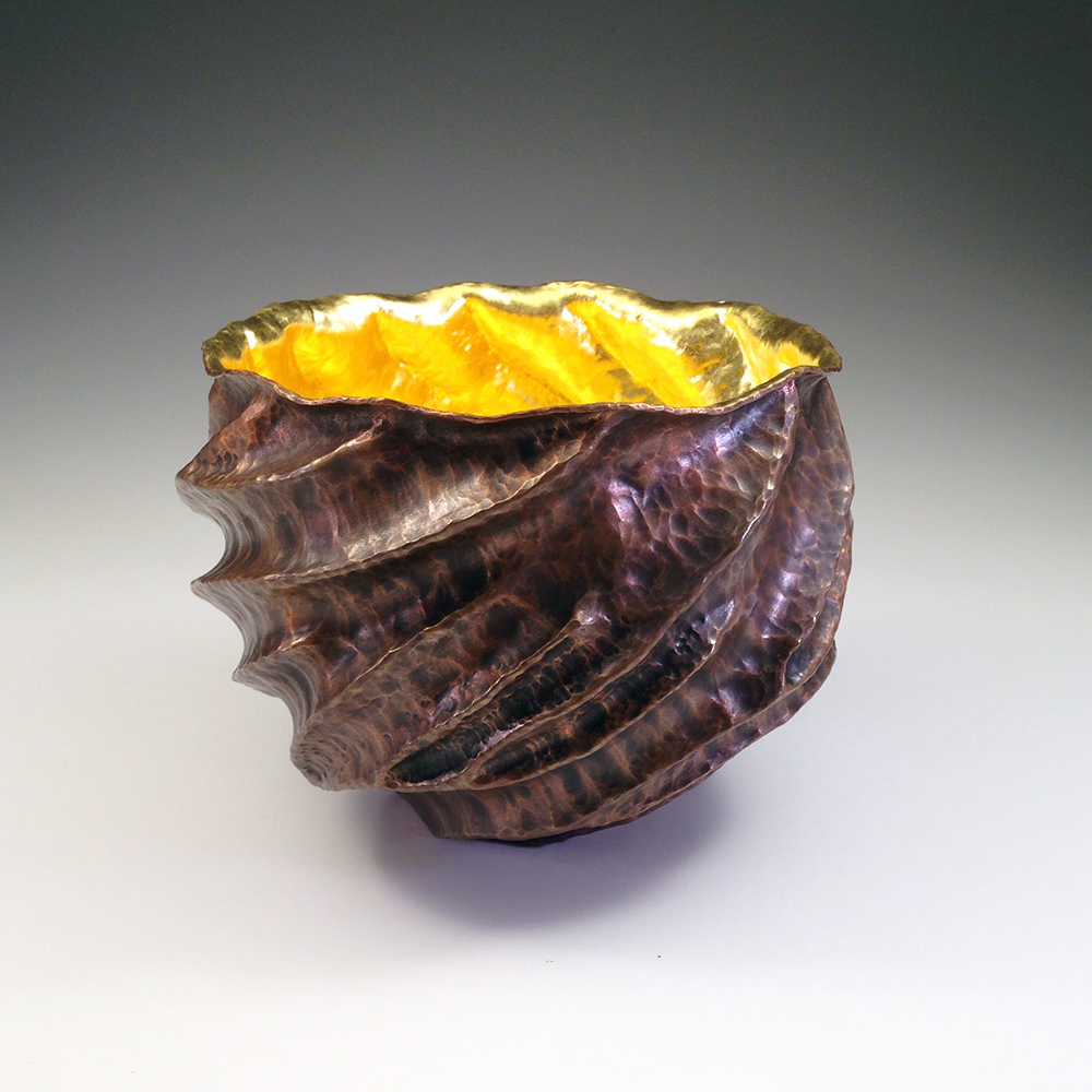 Copper Vessel, TanKin (Bowl)