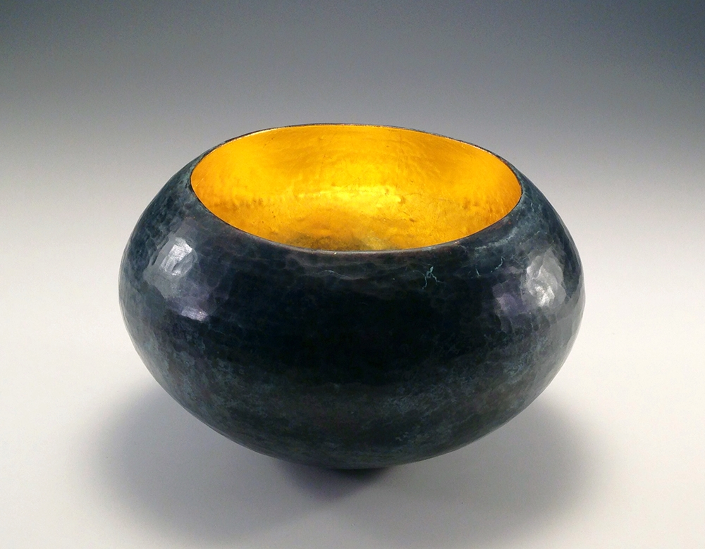 """Copper Vessel, """"Of Reflection"""""""
