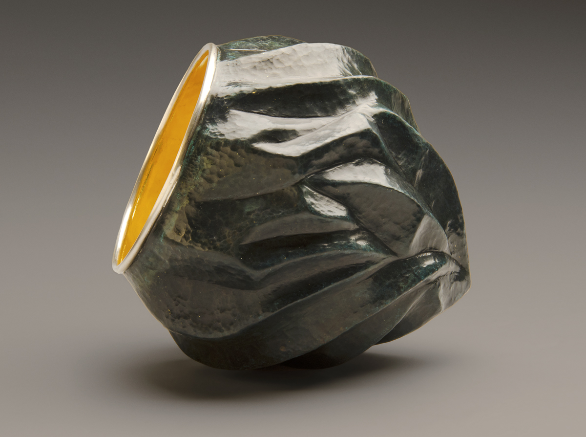 "Copper Vessel, ""Of the Caverns I"""