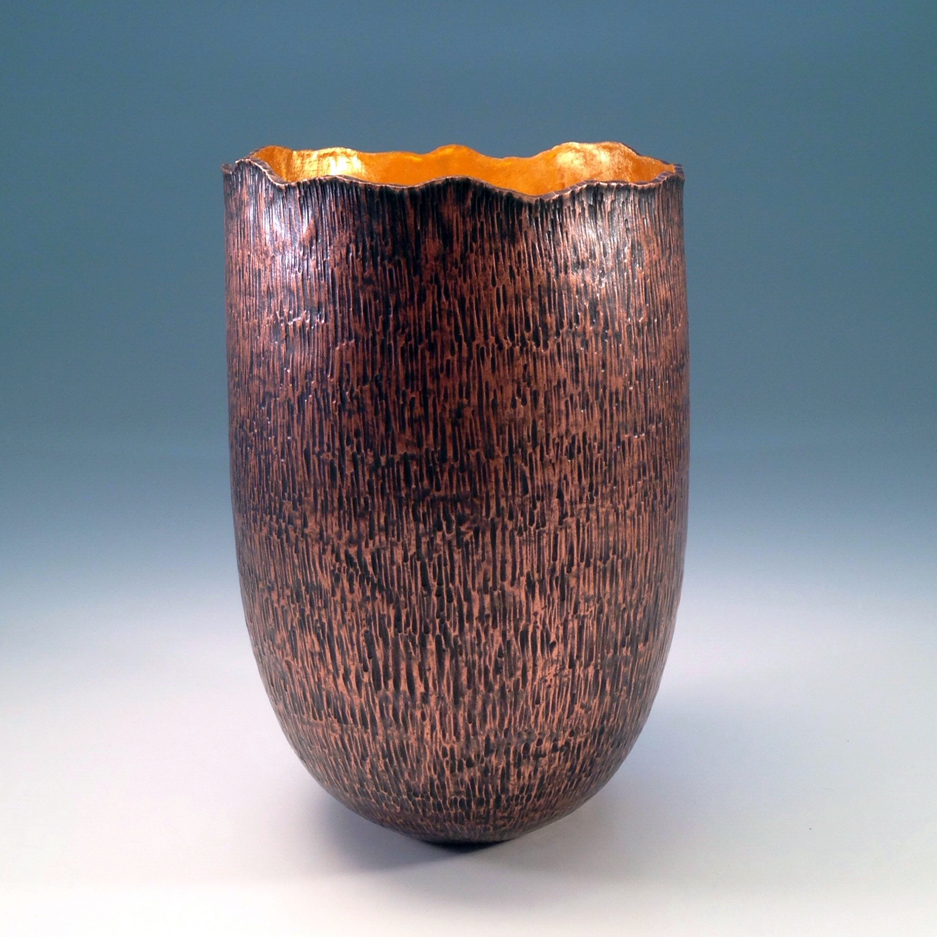 Tree Stump Vase
