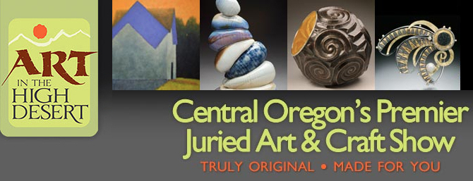 Nile Fahmy and Michelle Fahmy of Tattooed Tinker Studio will be displaying and selling their raised metal vessels in Bend, Oregon, at the 2016 Art in the High Desert.