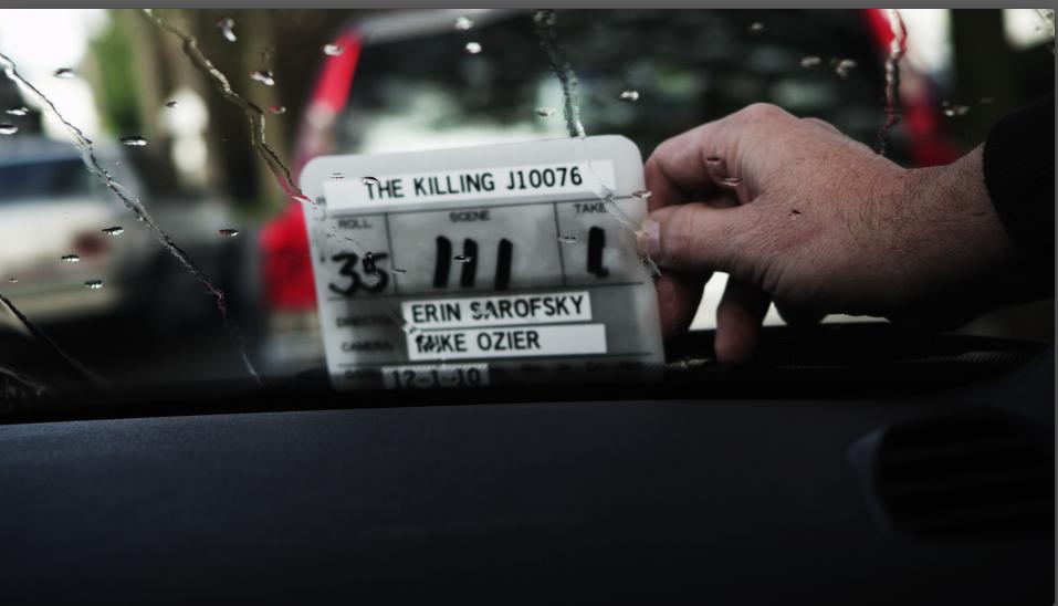 the killing slate
