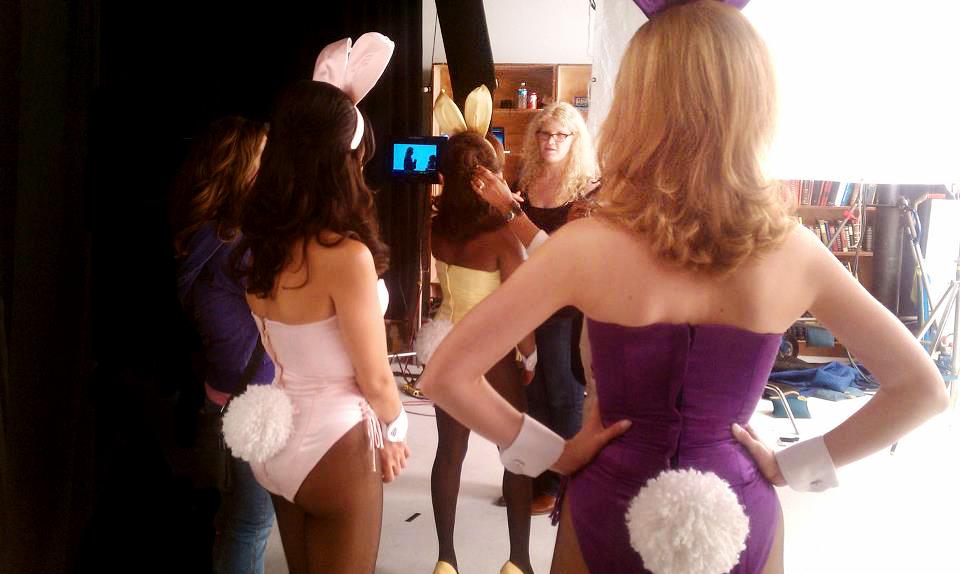 directing bunnies