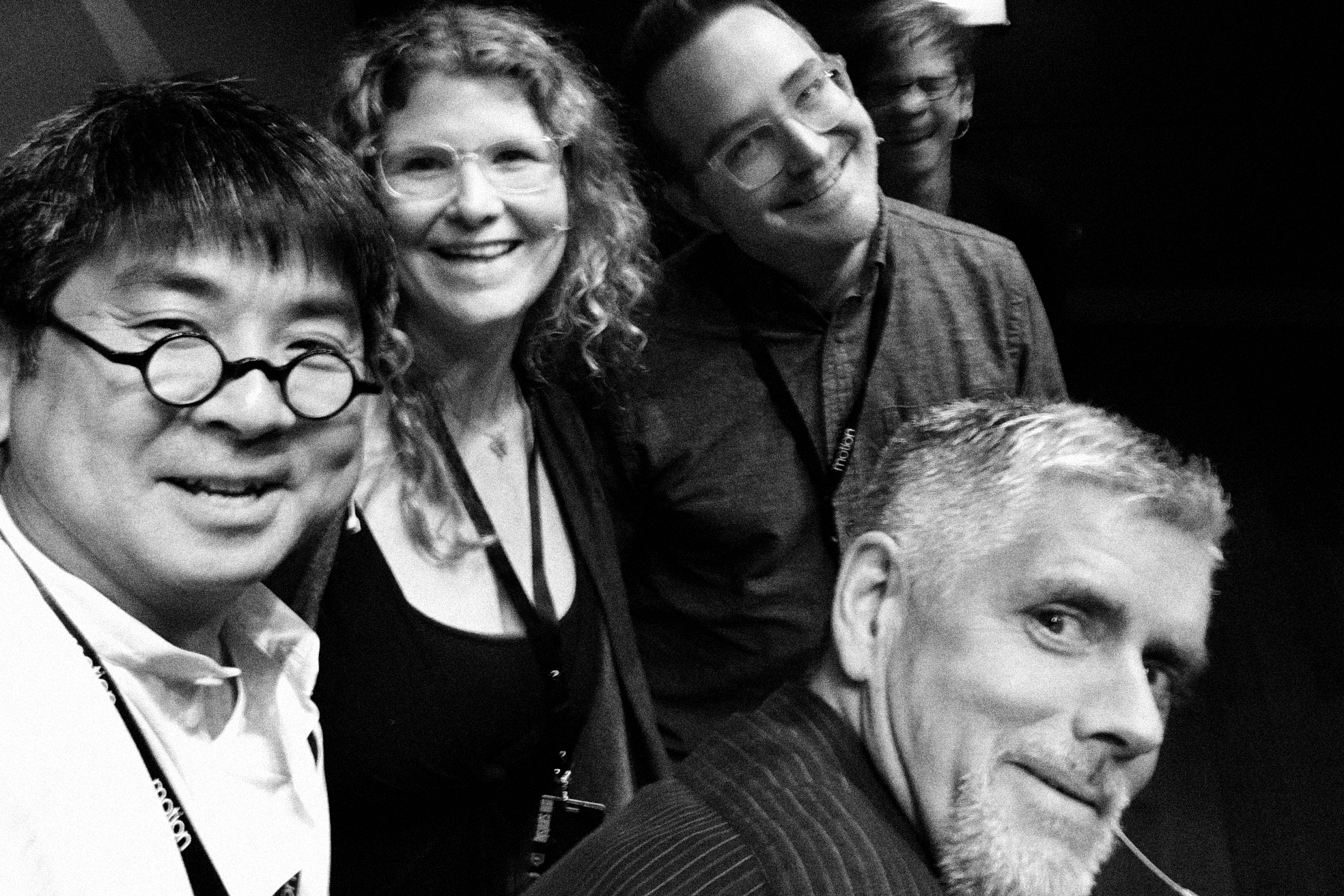 Motion, Santa Fe 2018 With Kyle Cooper (Prologue), Garson Yu (Yu + Co)  and John Lepore (Perception)