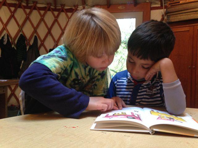 duet reading