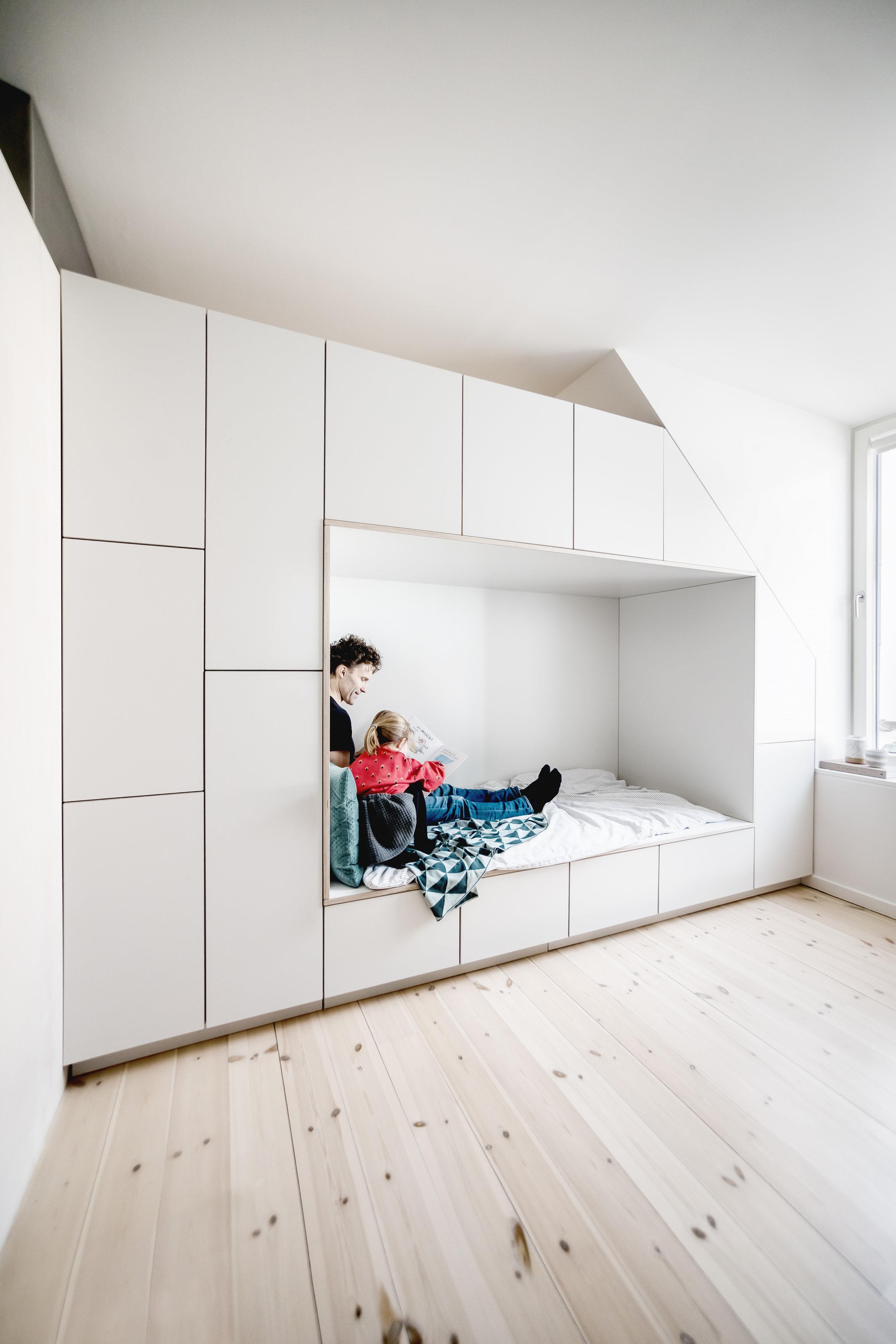 Bornevaerelse Stay Project Specialdesignede Skabe Og Kokkener Tilpasset Dit Hjem