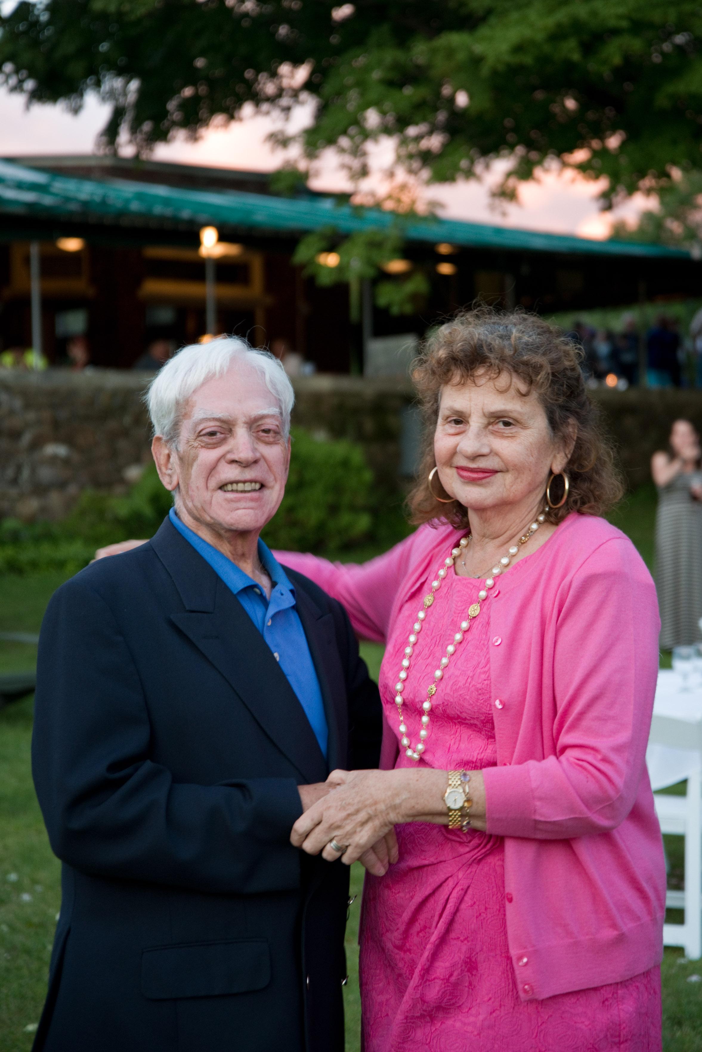 Innkeepers for 27 years, Georgette & Albert Levis