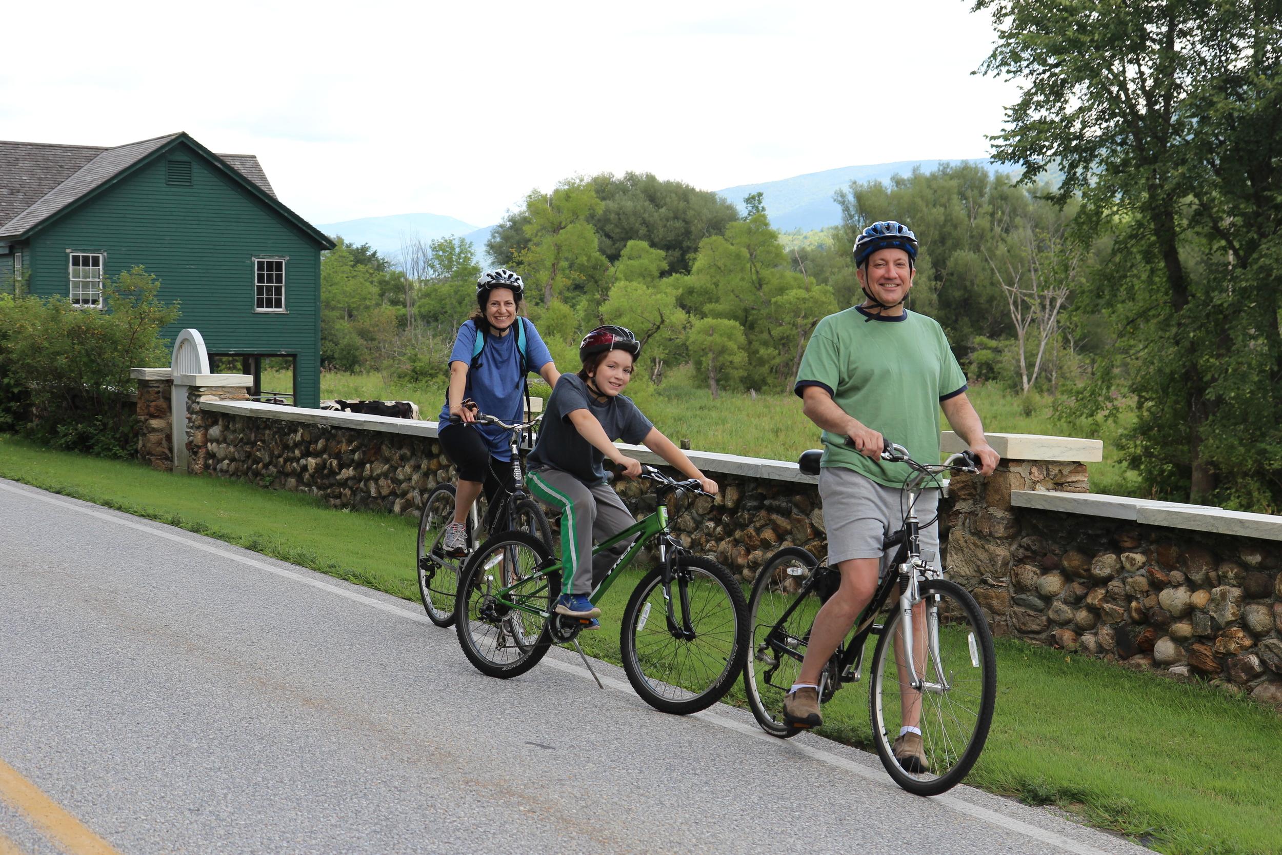 Biking with the Family.JPG