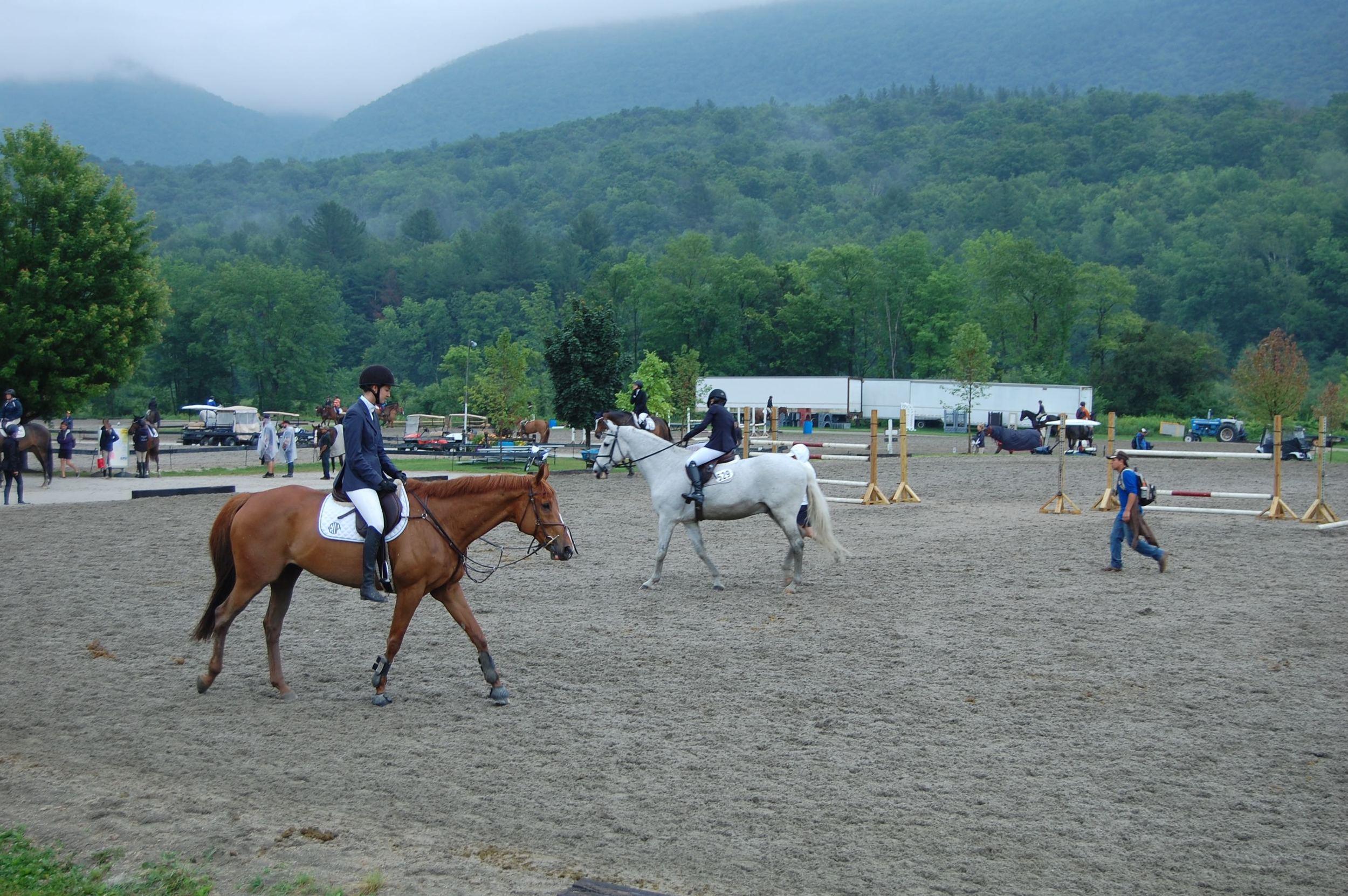 Vermont Festival Horse Show