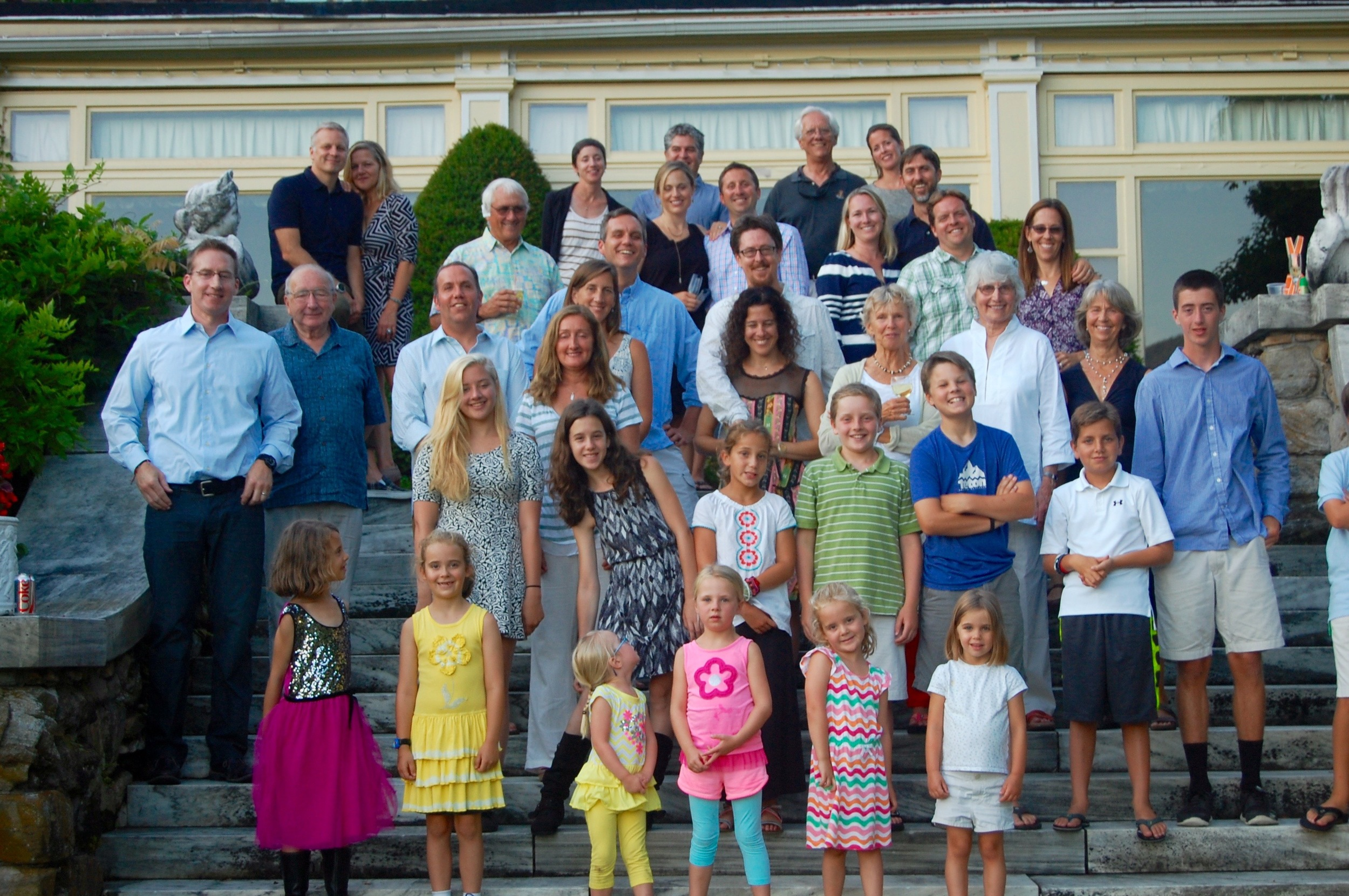 50 friends for 50 years