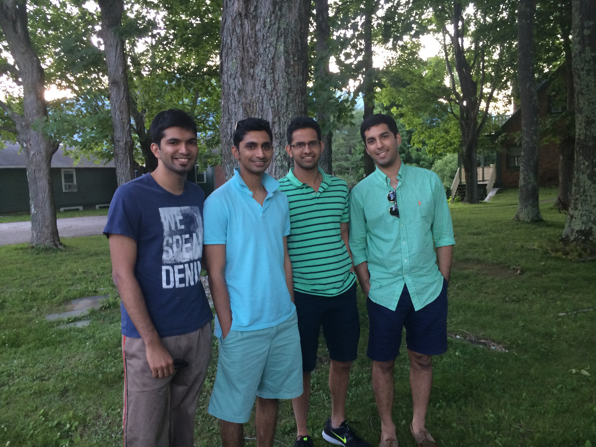 4 Indian Guests at Summer.jpg