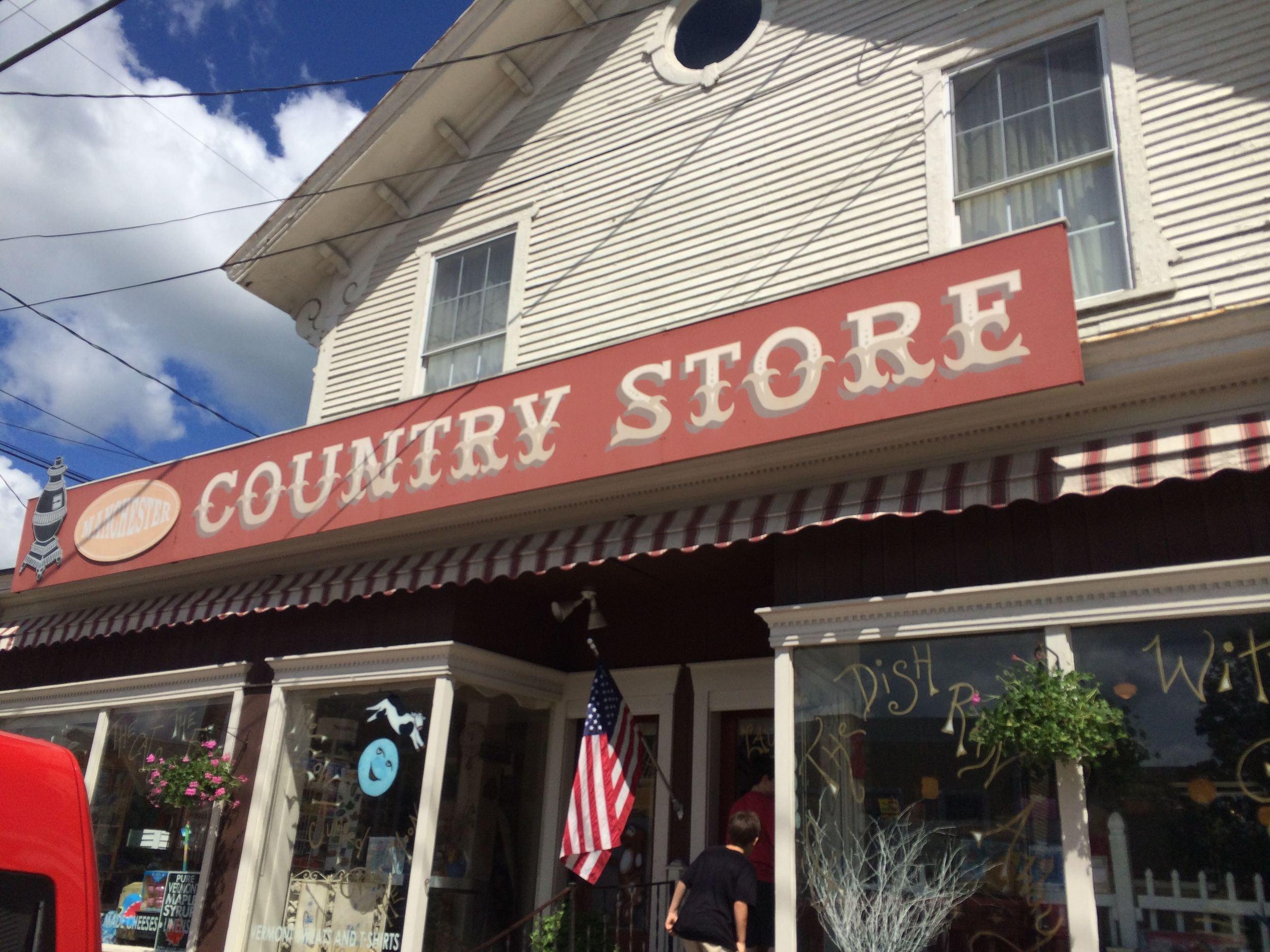 Vermont Country Stores Weston Vermont