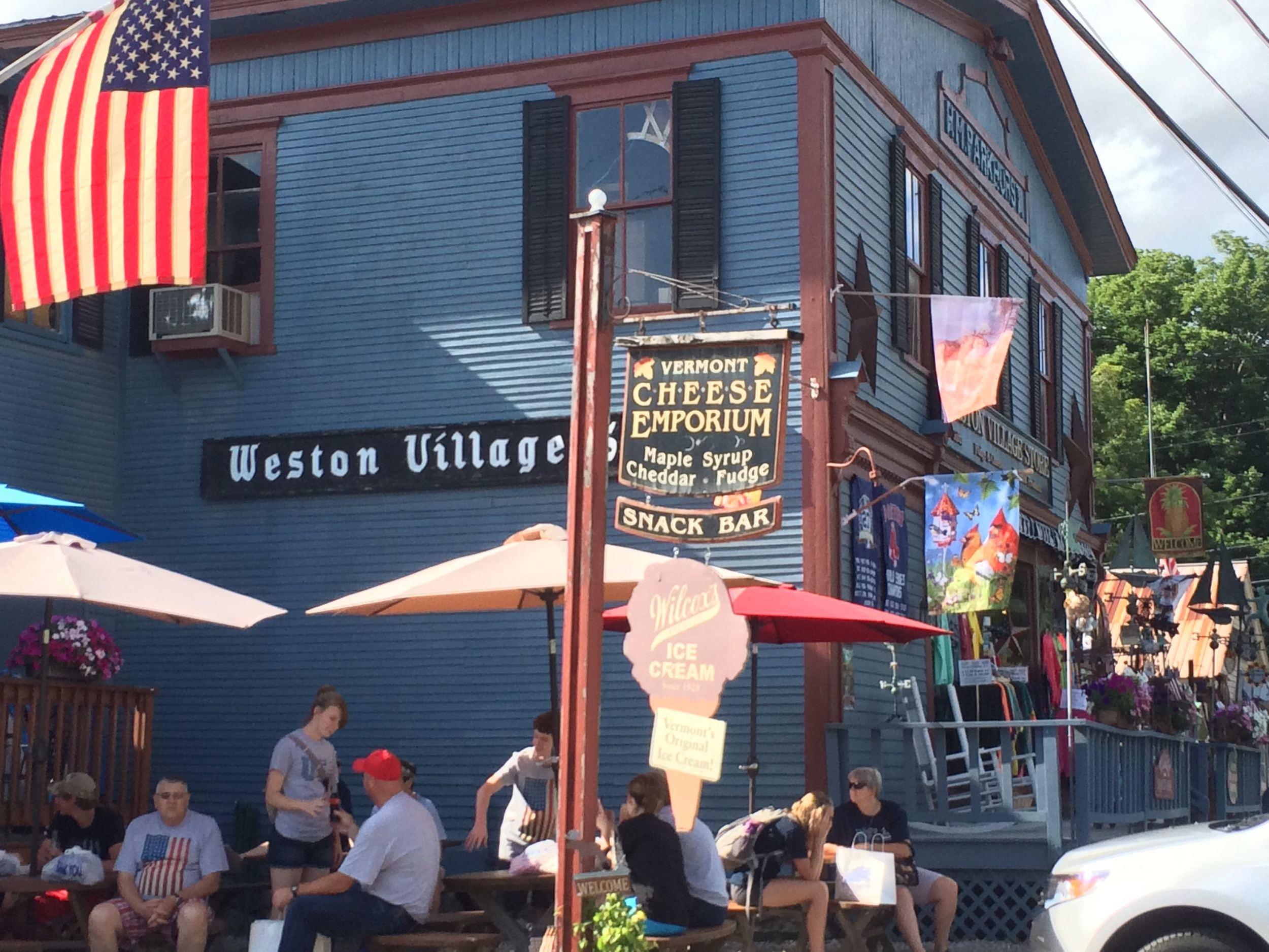 The Village Store Weston Vermont