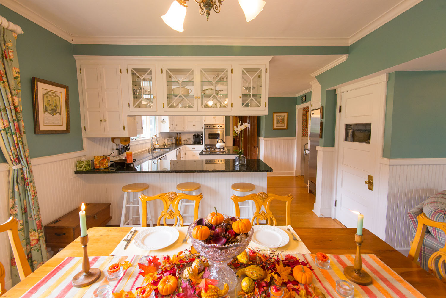 Eat in Kitchen Dining Table into kitchen - Intensify.jpg
