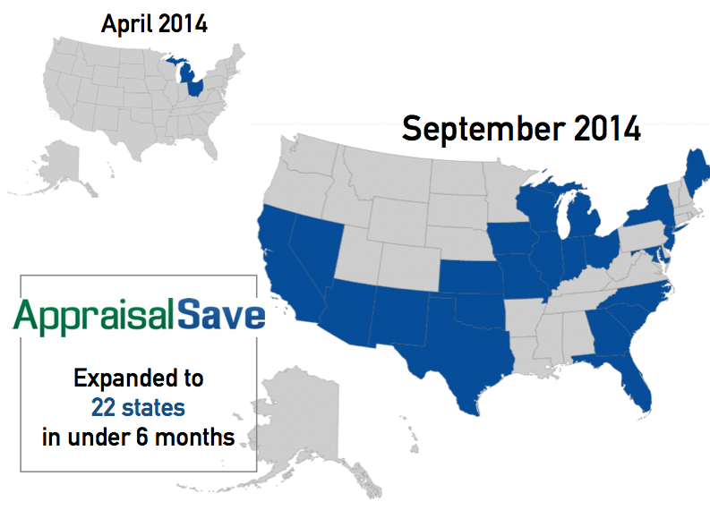 Appraisalsave_expansion_to_25_states