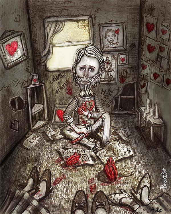 Stolen Heart (2013)