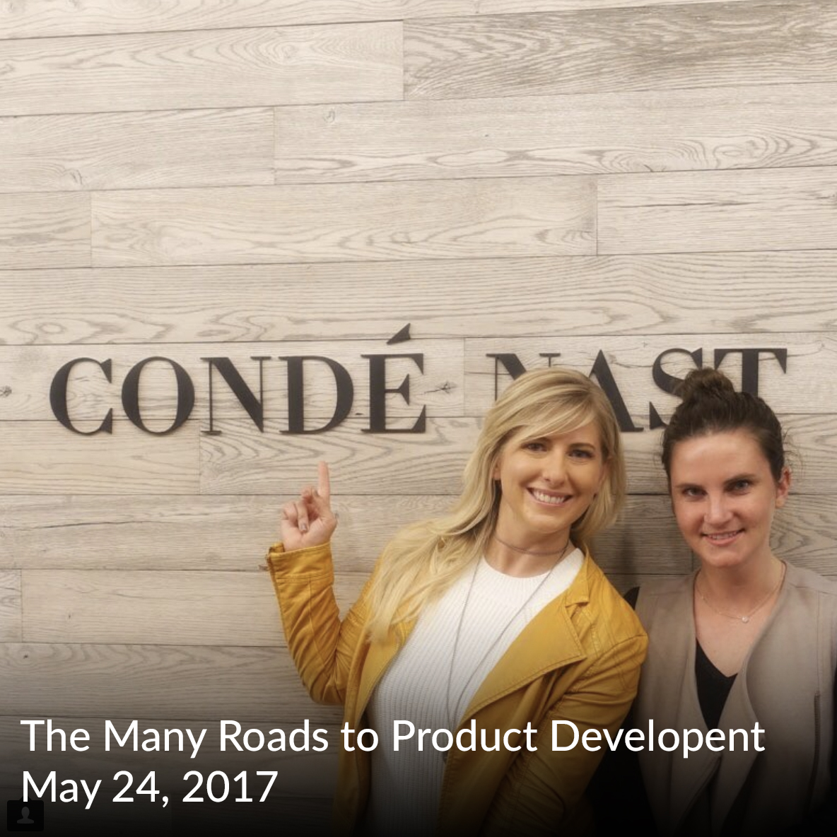 The Many Roads to Product Developent