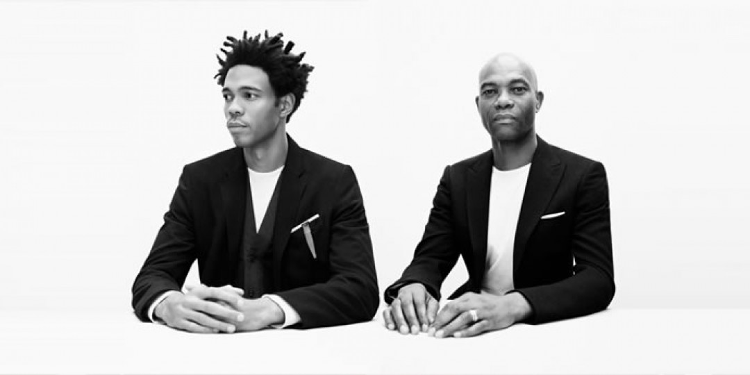 Charlie  and  Joe   Casely-Hayford  (photo: c/o Casely-Hayford)