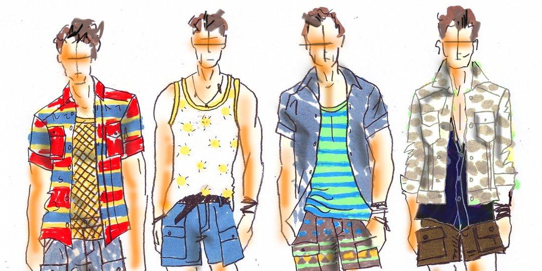 NYFW: Men's SS18 Wardrobe Hacks - Six Ways To Upgrade Your Wardrobe, According To Menswear Designers