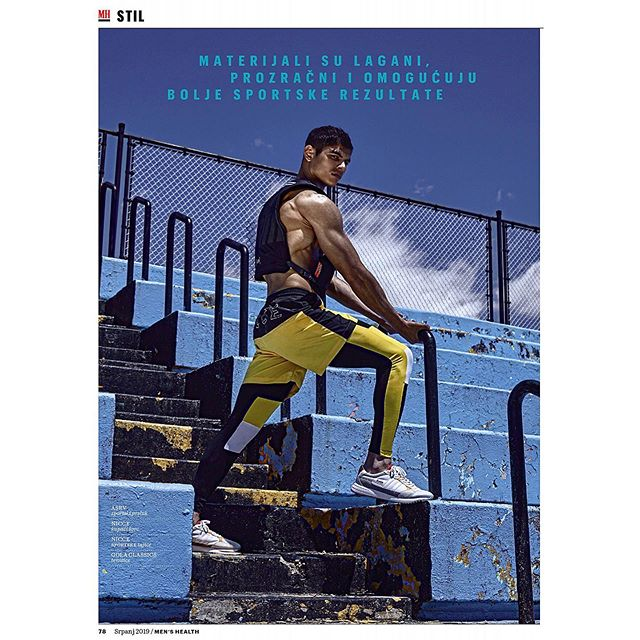 💥👊🏼💥 New work alert: Check out the latest editorial I styled for the July 2019 issue of Men's Health Croatia (@menshealthcroatia), featuring model Christopher George (@officialchristophergeorge) wearing ASRV (@asrv), NICCE (@nicce), and Gola Classics (@golaclassics). 💥#styledbycoreykelly💥 ・・・ PHOTOGRAPHER: Peter Tamlin (@petertamlin) MODEL: Christopher George (@officialchristophergeorge) X DNA Model Management (@dnamodels) STYLIST: Corey Kelly (@styledbycoreykelly) GROOMER: Sophie Ono (@sophieono) • • • #menshealth #menshealthcroatia #christophergeorge #fitness #editorial #fashion #style #asrv #nicce #golaclassics #photoshoot  #instagood #malemodel #dnamodels #instafashion #styling