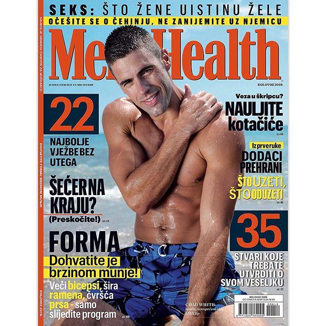 💥👊🏼💥 New work alert: Check out the latest cover feature I styled for the August 2019 issue of Men's Health Croatia (@menshealthcroatia), featuring model Chad White (@chadwhite21) wearing Katama (@katama). 💥#styledbycoreykelly💥 ・・・ PHOTOGRAPHER: Joshua Allen Harris (@joshua_allen_harris) MODEL: Chad White (@chadwhite21) X Soul Artist Management (@soulartistmgmt) STYLIST: Corey Kelly (@styledbycoreykelly) GROOMER: Johnny Caruso (@johnny.caruso) • • • #menshealth #menshealthcroatia #chadwhite #fitness #editorial #fashion #style #katama #photoshoot  #instagood #malemodel #soulartistmgmt modelsofsoul #soulsquad #instafashion #styling