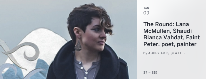 Lana McMullen Fremont Abbey Seattle Music