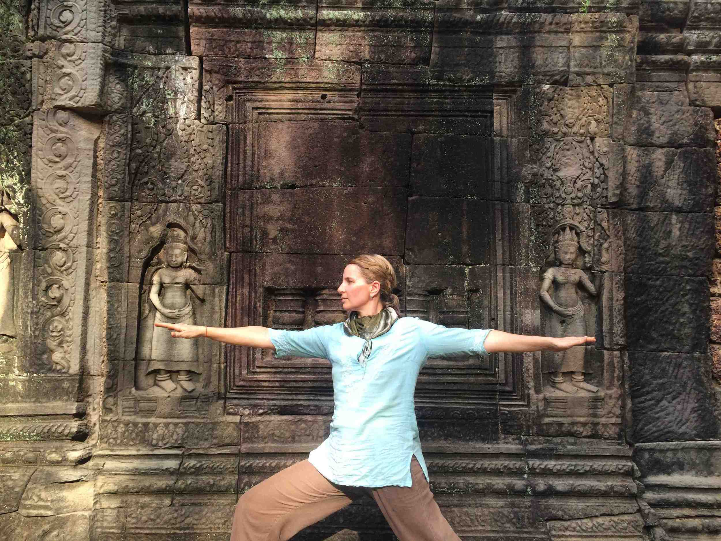 warrior pose Siem Reap.jpg
