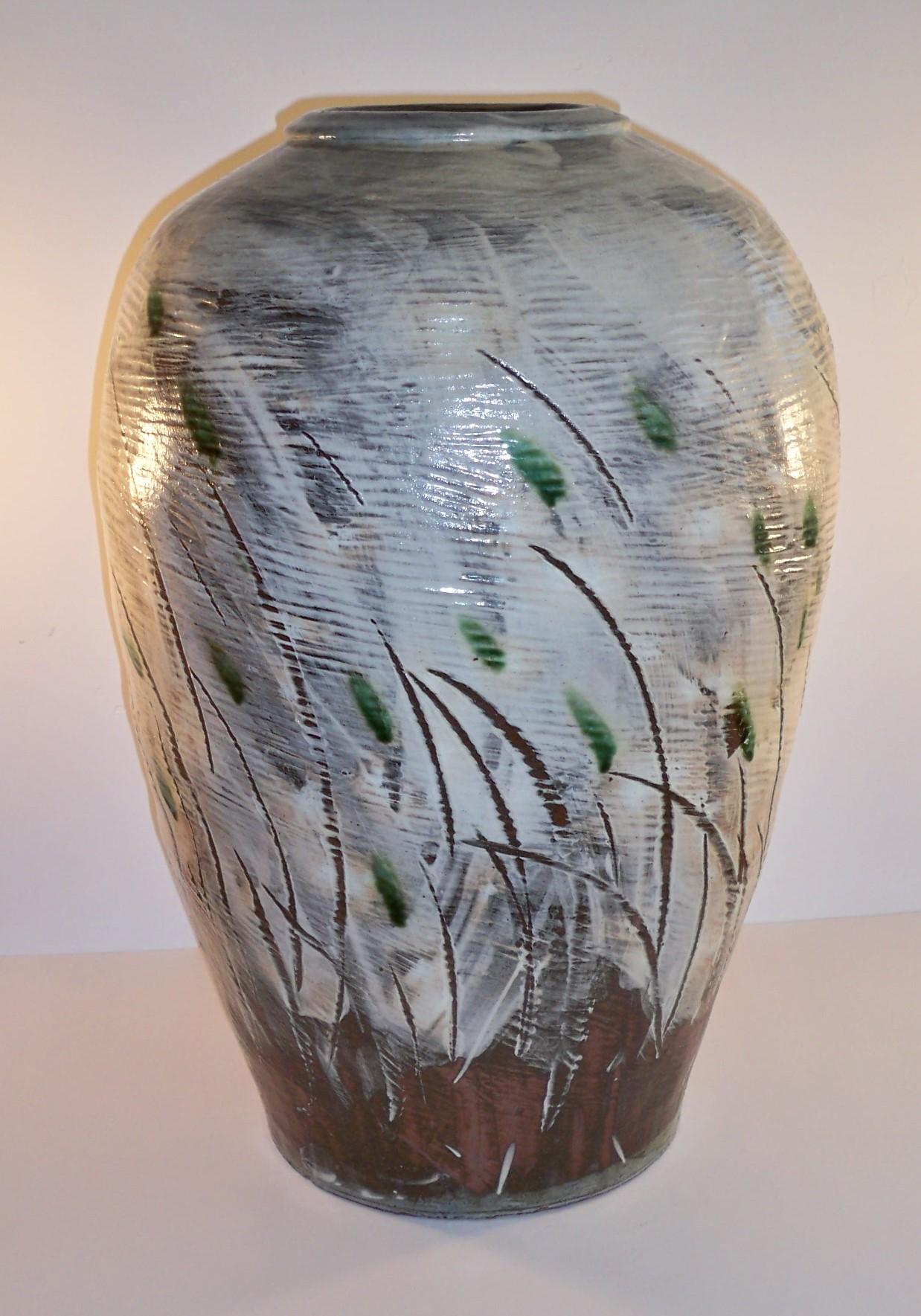 Hunt and Dalglish onggi jar