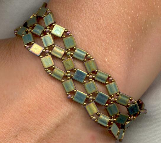 Pam Klein.Bead Bracelet.jpg