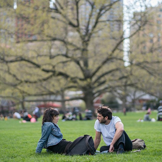 Candid shot of a couple in Sheep's Meadow this past summer. Anyone know these two? Tag-em if you know them!. . . . . #nyc #centralpark #love #couple #summer #citylove