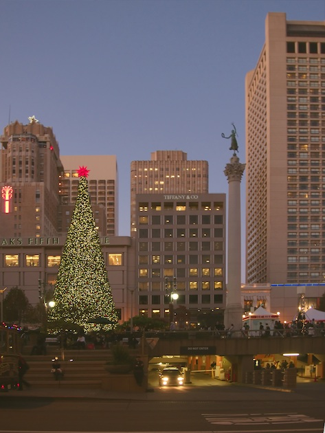 Square Christmas