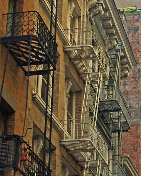 Ladders & Brackets