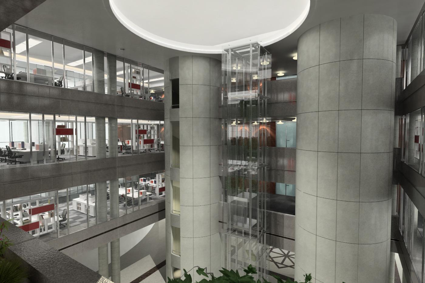 Al Jazirah Headquarters