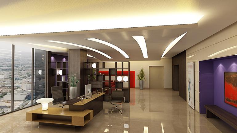 VIP Reception Lounge